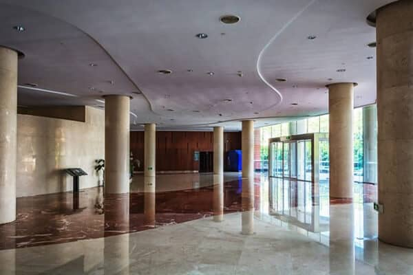 Commercial Hard Surface Cleaning
