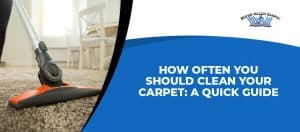 Five Mistakes to Avoid When Cleaning Carpets